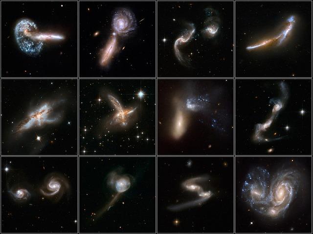 銀河の種類