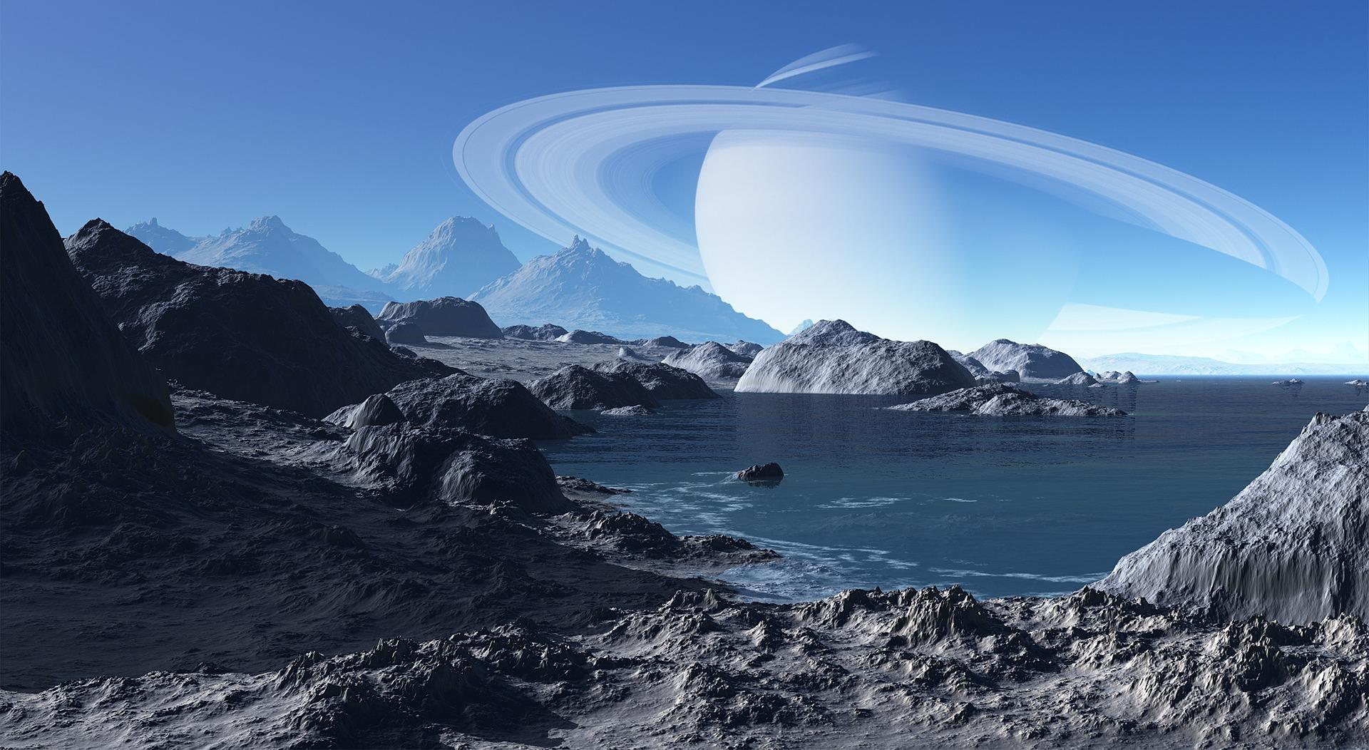 土星について