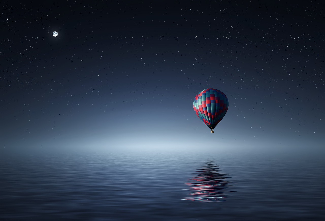 宇宙旅行 気球