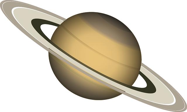 土星のリング
