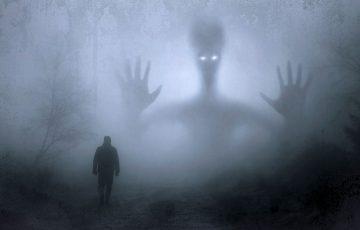 怖い宇宙人